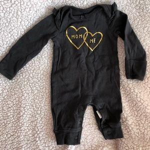 Carter's Newborn Footless sleeper